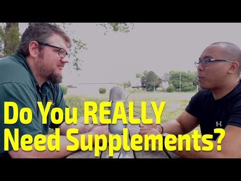 Episode #004 |  Supplements | Magnesium Benefits | Vitamin D3 | Fish Oil | HCL