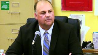 Hoboken Board of Education Meeting - Superintendent Dr. Mark Toback - 2012-05-08