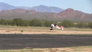 "Andrew ""Animal"" Jesky Freestyle 2011 Tucson Aerobatic Shootout HD"
