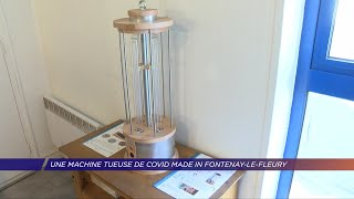 Yvelines | Une machine tueuse de Covid made in Fontenay-le-fleury