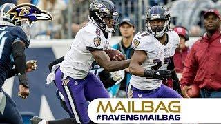 When Will Lamar Jackson Throw the Ball? | #RavensMailbag thumbnail