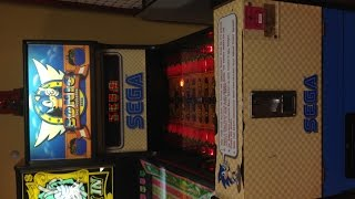 Sonic The Hedgehog Arcade Machine (Classic)