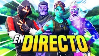 +3600 WINS PLAYING WITH EXCLUSIVE SKINS! FORTNITE