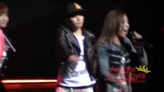 fancam 100424 new generation live in yokohama f x chu amber focus