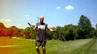 Adam Winrich with a 22'Murphy bullwhip