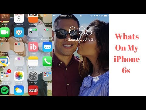 How I get free money /Whats on my iPhone 6s/Sandramendoza
