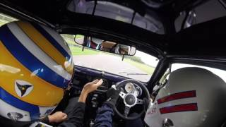 Goodwood Test Day Crash