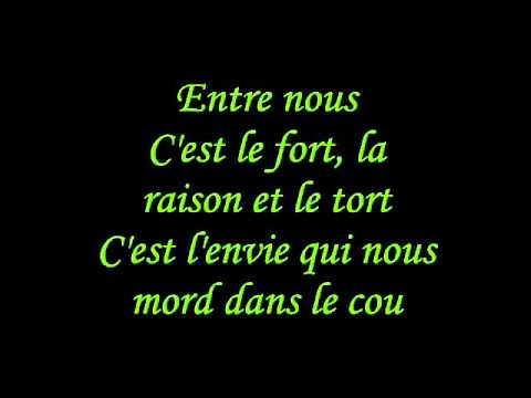 Entre nous chimene badi перевод распродажа года