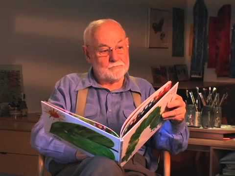 """Eric Carle Reads """"The Very Hungry Caterpillar"""""""