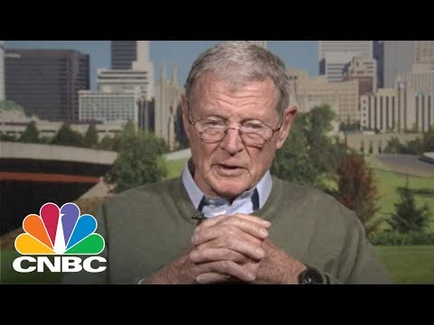 Senator Jim Inhofe: Let People Use 401(k) To Buy A Home | CNBC