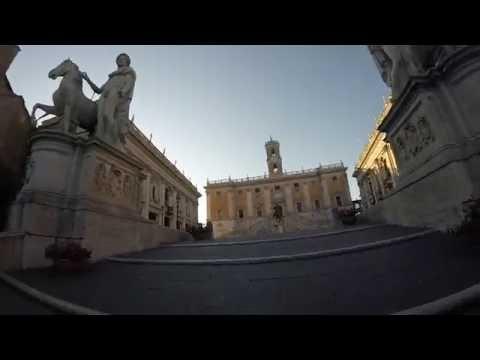 Ara Coeli Capitoline Hill