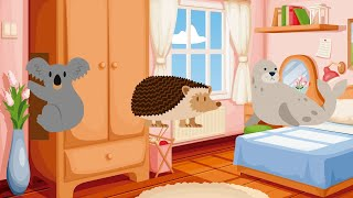 Educational video for children: classification of animals | Teach babies: classification of animals