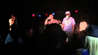 Cool Breeze performing Cre-A-Tine 10/10/14