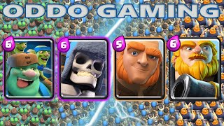 WHO IS THE BEST GIANT? - CLASH ROYALE CHALLENGE
