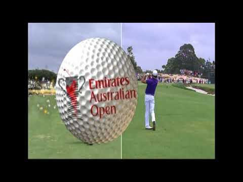 2011 Australian Open Golf | Full Final Day Telecast | The Lakes Golf Club | Winner: Greg Chalmers