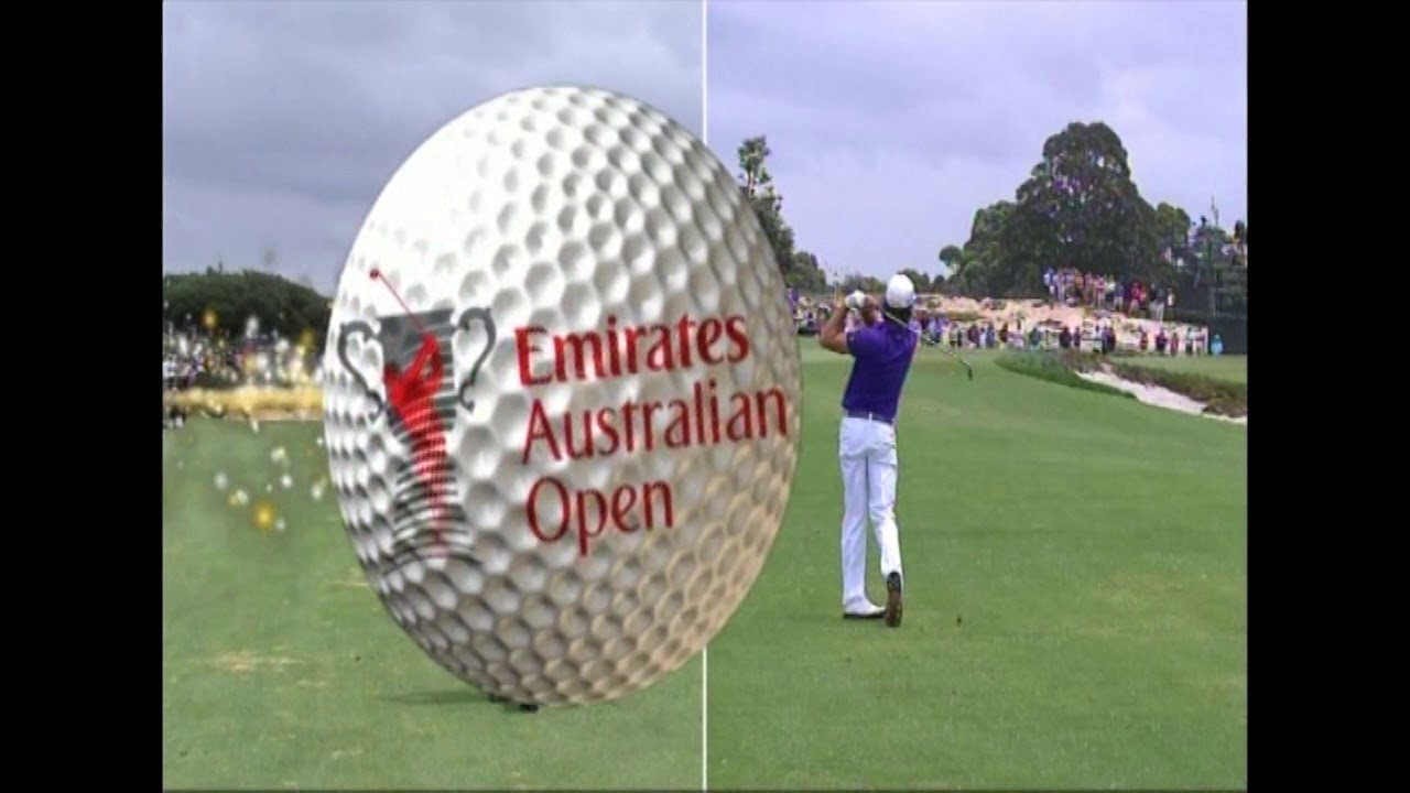 2011 Australian Open Golf | Full Final Day Telecast | The ...