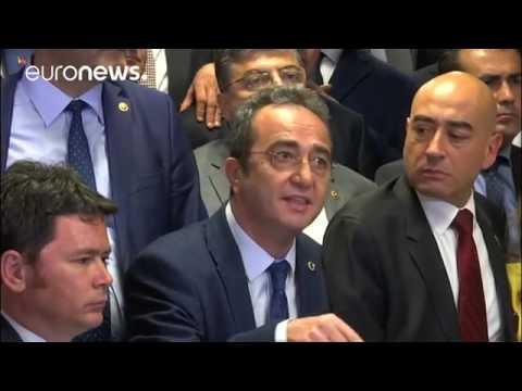 Türkei Wahlkommission lehnt Annulierung des Verfassungsreferendums ab