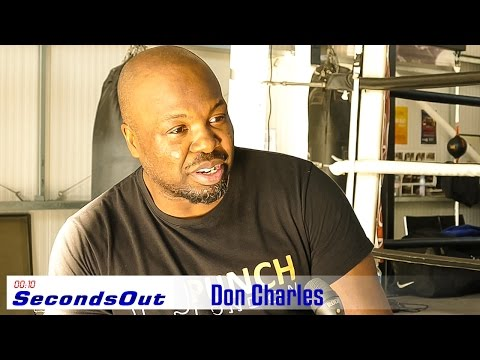 Don Charles on the EXCITING heavyweight division