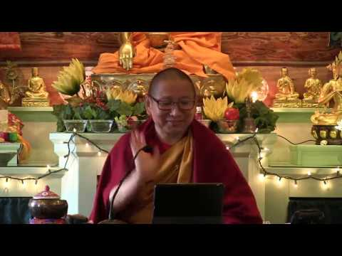 04 Praise to Great Compassion with Geshe Yeshi Lhundup: The Three Types of Compassion 04-19-19