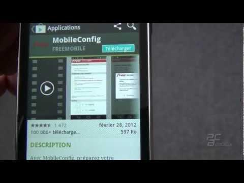 Paramétrer Automatiquement Free Mobile Sur Téléphone Android