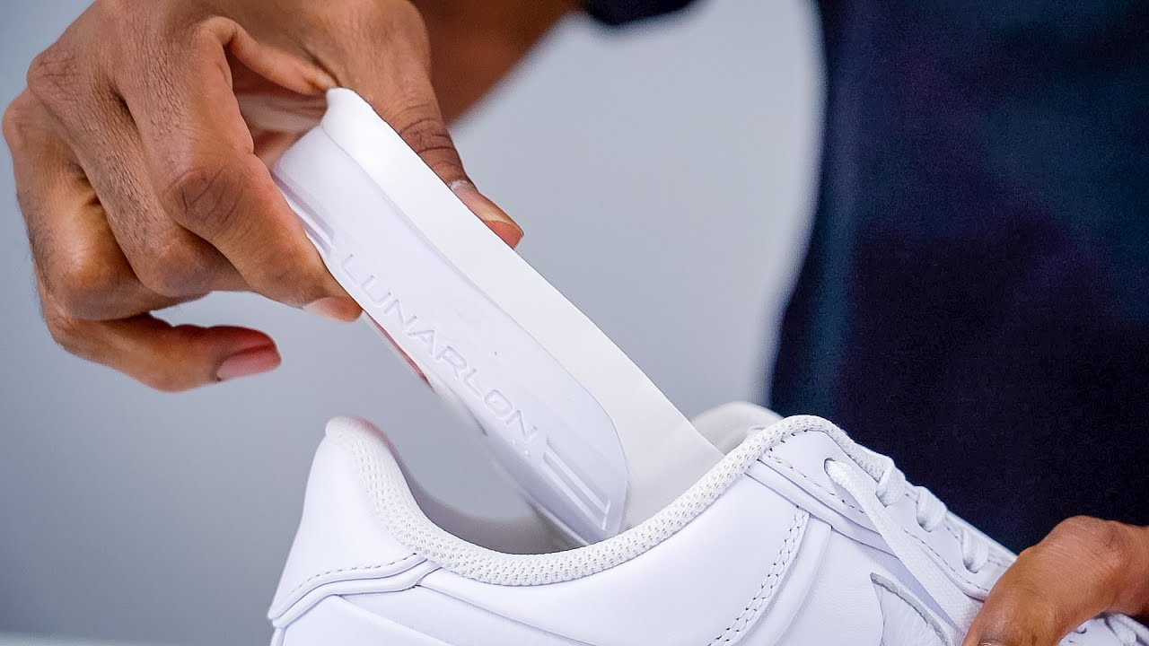 The BEST And Most COMFORTABLE WHITE SNEAKER Review!?!?