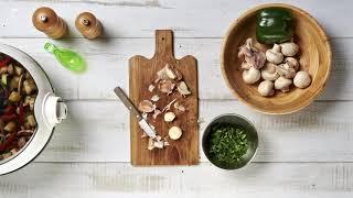 Tefal ActiFry - Зеленчуци по средиземноморски