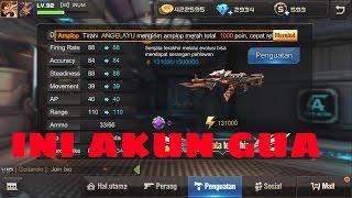 Crisis Action- Gameplay Super Alloy AK47