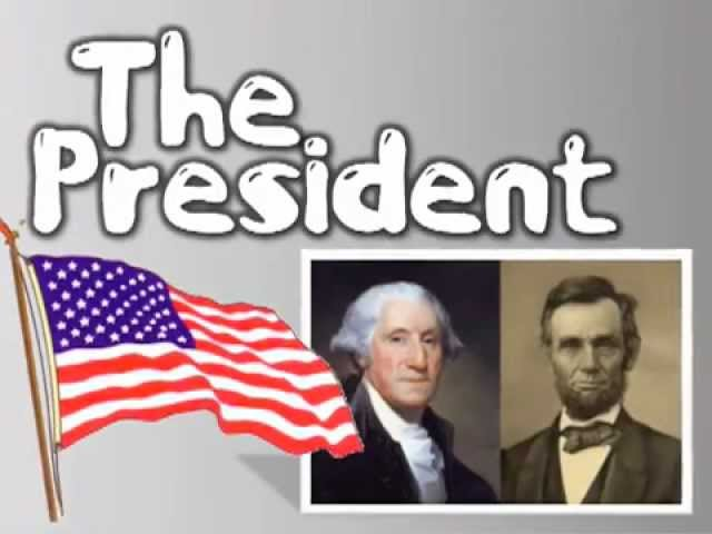 Us Symbols And Presidents Lessons Tes Teach