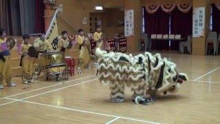 學界獅藝觀摩邀請賽2016 - 佛教慈敬學校