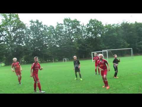 Brande IF v Hammerum IF U12 A1 07.09.16 (4-1)