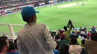 ind vs pak croud fight | asia cup 2018 | ganpati bappa moriya