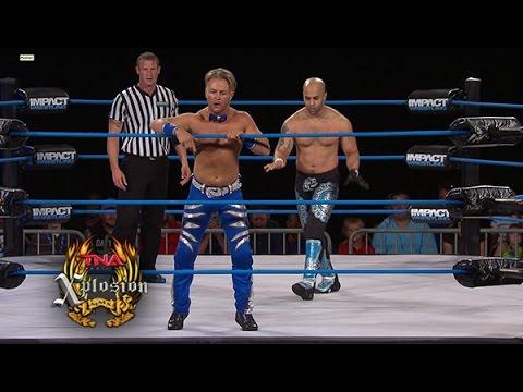Xplosion Match: Rockstar Spud vs Sonjay Dutt