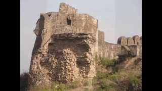 500 Images Rohtas Fort National Heritage Site 15 Jan 2011 Near Dina Jhelum District Pakistan