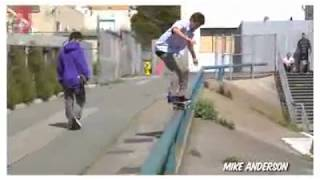 MATIX SF TOUR:Mike-Mo,Torey Pudwill,Danny Brady,Marc Johnson,Marty Murawski