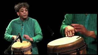 Teen Taal - Taufiq Qureshi - The Art of Indian Fusion Drumming - Ultimate Guru Music