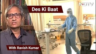 Des Ki Baat, May 25, 2020 | Mumbai Doctor Sounds Alarm On Increasing COVID-19 Cases In The City