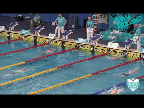 2018 Irish Open Championships - Male 400m IM Junior Final