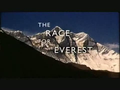 Sir Edmund Hillary – The Race for Everest
