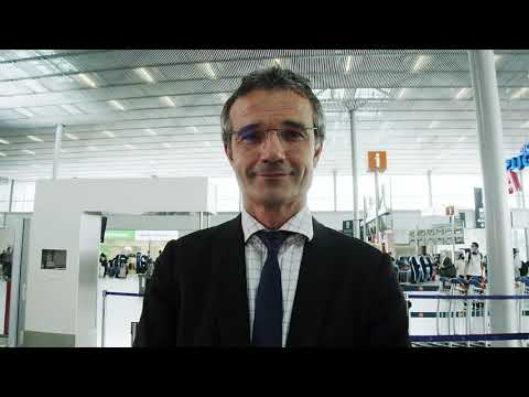 Aéroport Paris Orly, a biometric journey from check-in to boarding