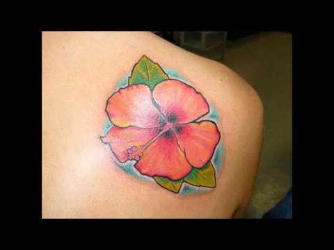 Hawaiian Flower Tattoos Meaning Youtube