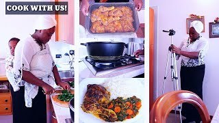 See what we made! Very yummy & delicious food |Funtastic cook with us! A must watch!😁