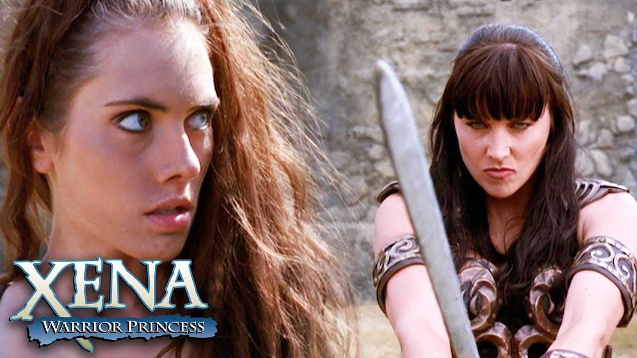 Download Xena Meets Her Daughter After 25 Years | Xena: Warrior Princess