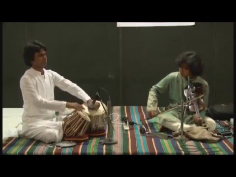 Raga Jog: Violin and Tabla [Manas Kumar]