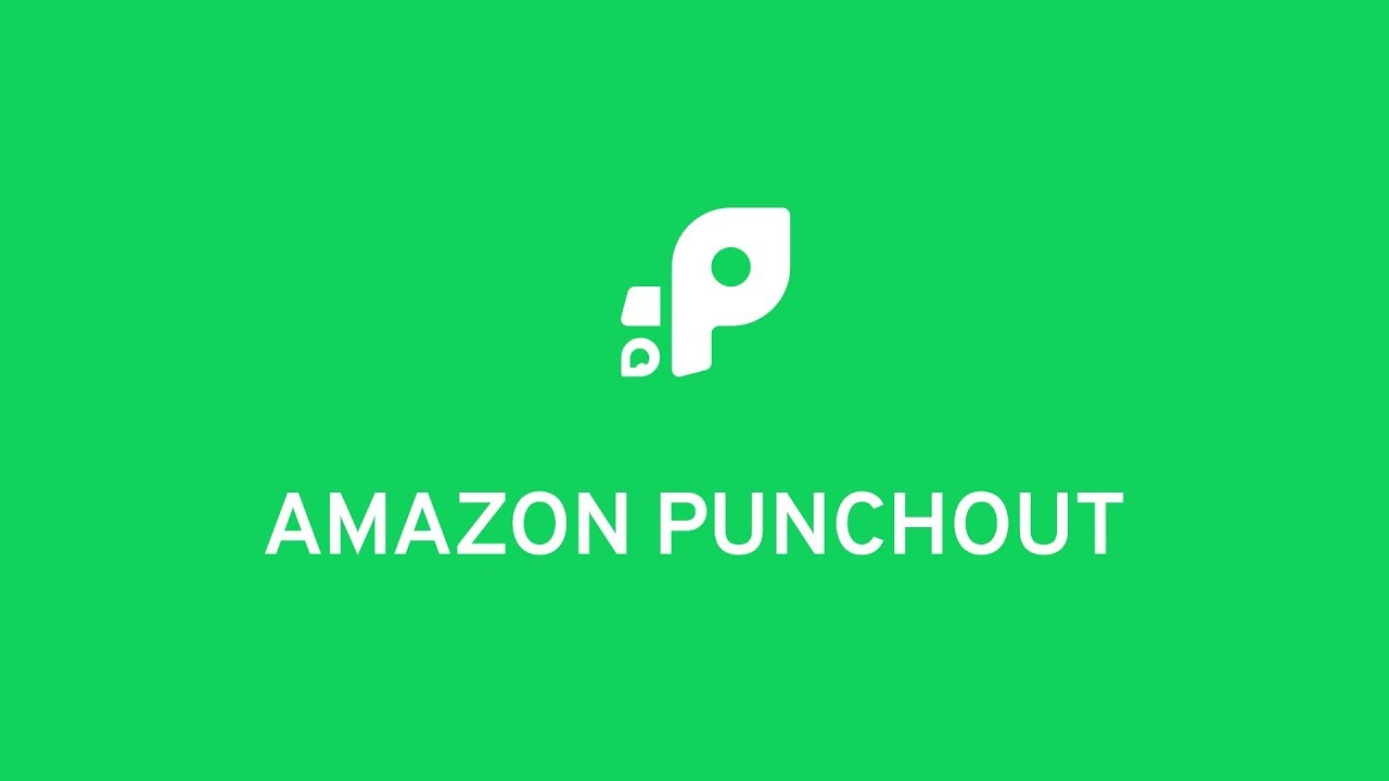 Procurify Knowledgebase -  Amazon Punchout Integration