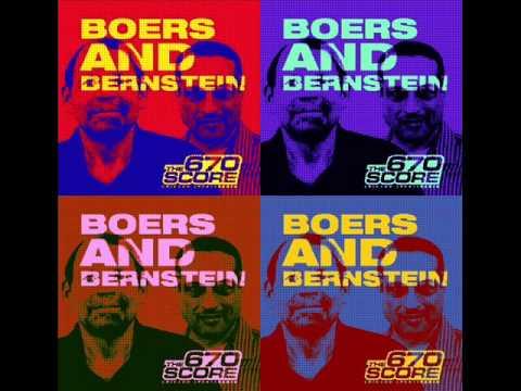 Boers & Bernstein - Disturbing Eddy Curry Story (1-13-09)