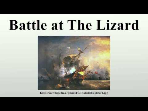 Battle at The Lizard