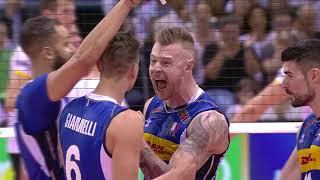 Mondiali 2018 -Pool A gli Highlights di Italia-Belgio 3-0