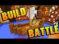 Minecraft BUILD BATTLE #5 with Vikkstar, PrestonPlayz & Woofless