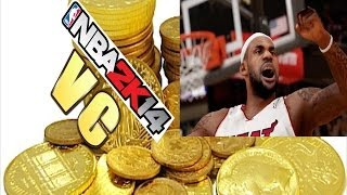 NBA 2K14 Next Gen Tutorial- How to Get Quick VC + Locker Codes! | Xbox One & PS4