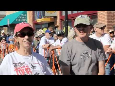 Downtown Silver City Criterium at 2011 SRAM Tour of the Gila